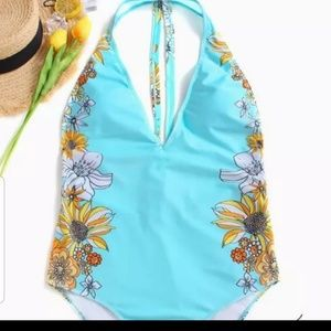 6/$30 one piece swim suit